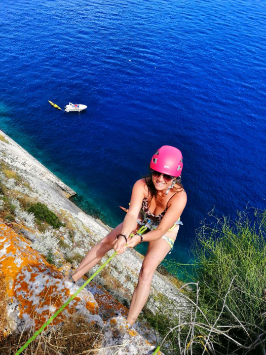 National Park Mljet Kayak Tour Abseiling Family Extreme