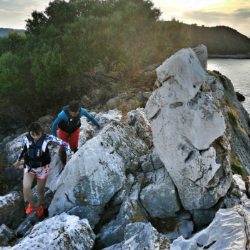 mediterranean Mljet lifestyle kayaking tour