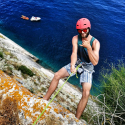 Mljet national park sightseeing kayaking